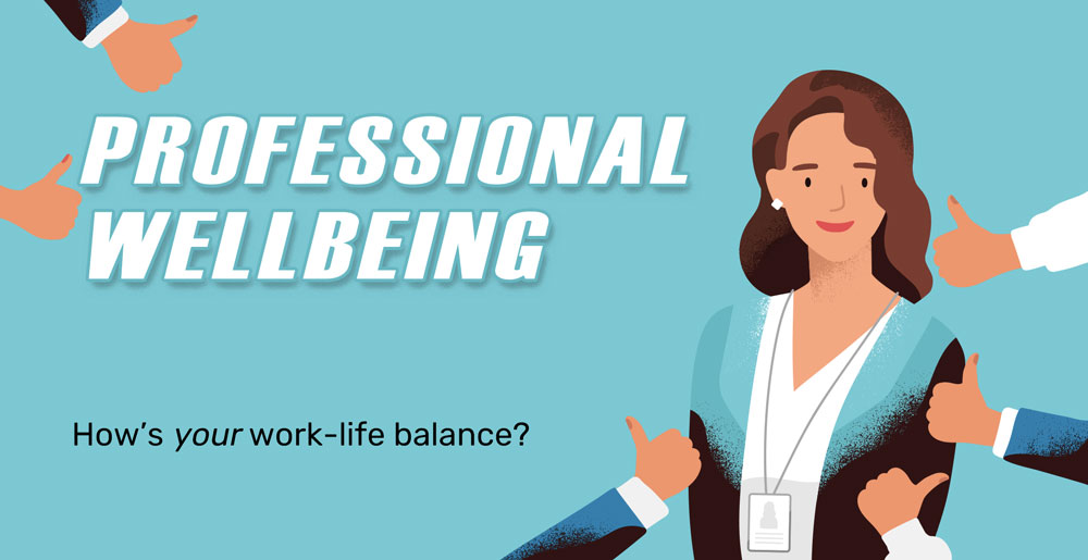 Cover image for: 'Professional Wellbeing'