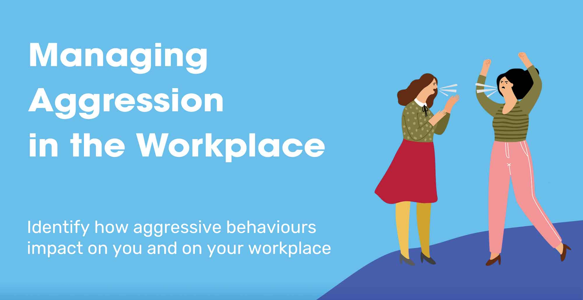 Cover image for: 'Managing Aggression in the Workplace'